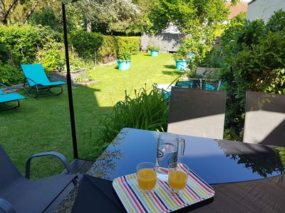 Photo for Aux Marguerites, family cottage in the heart of Yvelines
