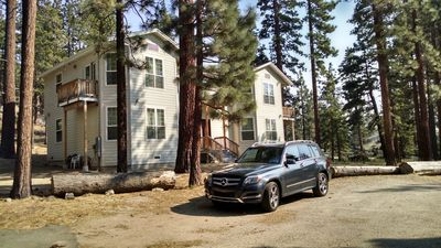 Photo for Large Private South Lake Tahoe Estate Home, near Heavenly Ski Resort