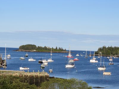 Photo for Classic Maine Cottage on Beautiful Maine Harbor with Breathtaking Ocean Views!