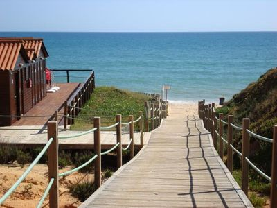 Photo for ALFAMAR- ALGARVE ALBUFEIRA T2 200 meters from the beach