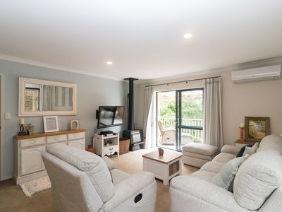 Photo for Cottage -  2 minute drive to Orewa Beach with it's 3km of golden sands