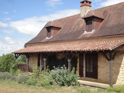 Photo for Perigordian house in the heart of 4 Périgords, spacious, independent
