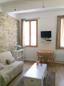 Photo for Studio ideally located, bright, fully equipped.