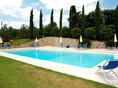 Photo for 1BR Apartment Vacation Rental in Lucignano, Tuscany