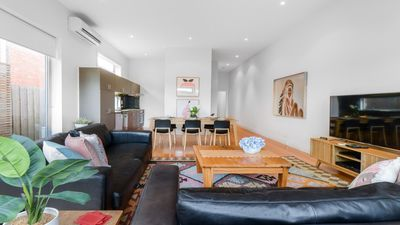 Photo for Open Plan, Modern Edwardian Home, Pet Friendly (Managed by Boutique Stays)