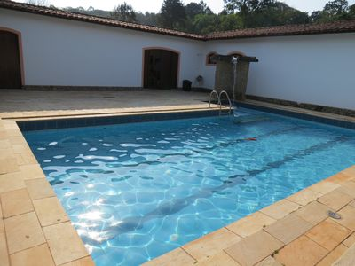 Photo for Beautiful country house with pool, barbecue and space for leisure!
