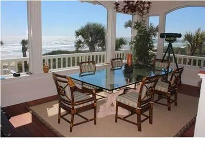Photo for The Ultimate BEACH FRONT Home in the PLANTATION!