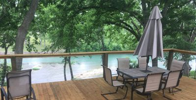Photo for Best Spot on the San Marcos River!