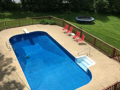 Photo for Large Private 1-Bedroom Suite with POOL