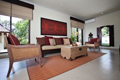 Three bedroom villa in Cemadik, Ubud