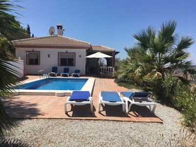 Photo for Villa Competa, lovely Country-villa with private swimming pool.