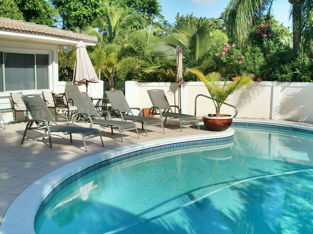 Private luxury getaway steps to beach pompano beach - Florida condo swimming pool rules ...