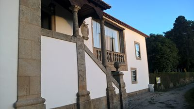 Photo for HOUSE loquat - SINCE 1745 - SITUATED A 5 KM FROM VISEU CITY - HAZELNUTS