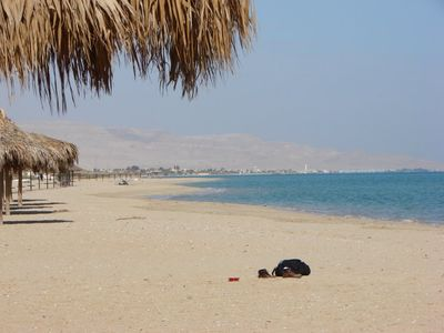 Photo for Located in Ain Sokhna, free WiFi and an outdoor swimming pool and a bar.