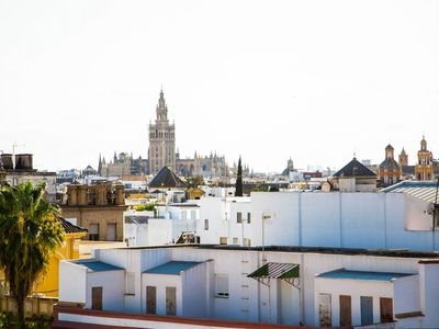 Photo for APARTMENT WITH VIEWS IN THE CENTER OF SEVILLA