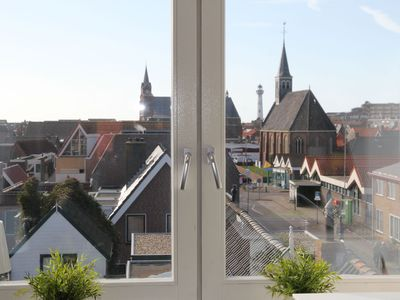 Photo for Nice apartment in lively Egmond aan Zee, with facilities within walking distance