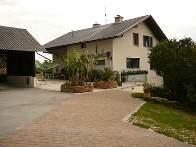 Photo for Country house in Slovenia, thermal region with fallow deer enclosure