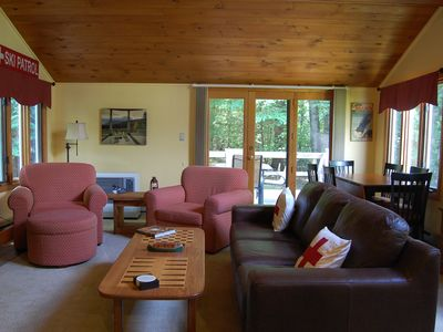 Photo for Resort Condo in Waterville Estates - Campton, NH - Special Low Rates
