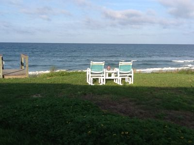 Photo for Holiday Getaway Directly on The Ocean. Private Beachfront