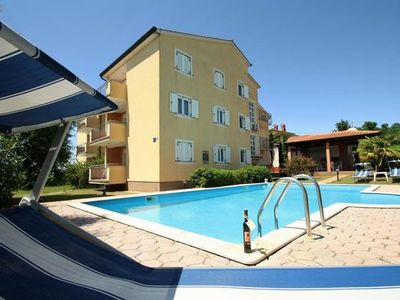 Photo for 2BR Apartment Vacation Rental in Pore?, Istrien