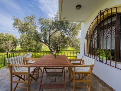 Photo for Villa Ioanna 500 meters from the beach
