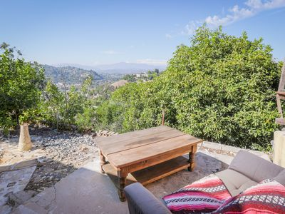 Photo for 2BR Hillside Home w/ Sweeping Views & Easy Access to Downtown L.A.