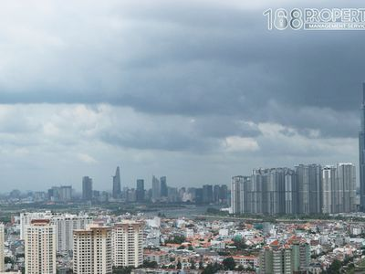 Photo for Modern stylelife  01 Bedroom apartment in GATEWAY Thao Dien - Nice City View