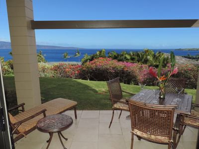 Photo for Kapalua Ridge Villa Gold! Enchanting, Fresh, Contemporary!