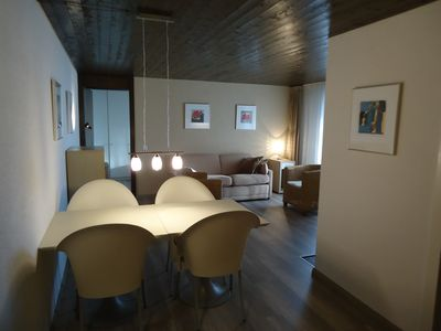 Photo for Crans Montana Aminona: Residential flat 4-5 persons