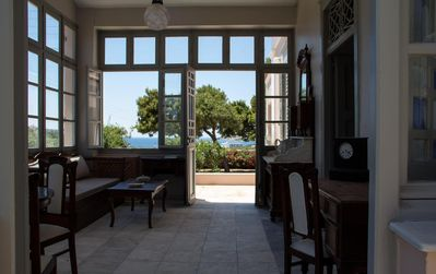 Photo for Della Gracia Mansion In Syros Cyclades Up To 12 Persons.