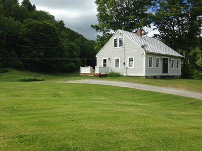 Photo for 2BR House Vacation Rental in East Topsham, Vermont