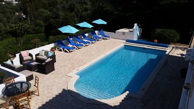 Photo for 3 Bed, 2 Bath, Detached Family Owned Villa, Private Heated Swimming Pool & Wi-Fi
