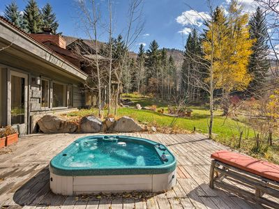 Photo for Snowmass Home w/Hot Tub - Mins to Skiing & Aspen!