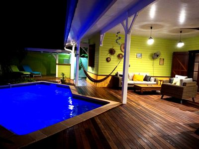 Photo for CHARMING VILLA STE LUCE 6 PEOPLE