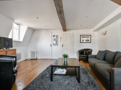 Photo for Charming flat at the heart of Old Lille, close to stations - Welkeys