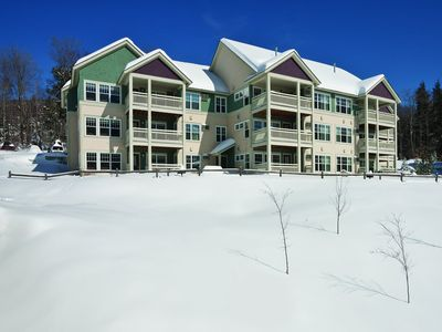 Photo for 3 BEDROOM DELUXE AT SMUGGLER'S NOTCH # 1 FAMILY RESORT BY SKI MAGAZINE!