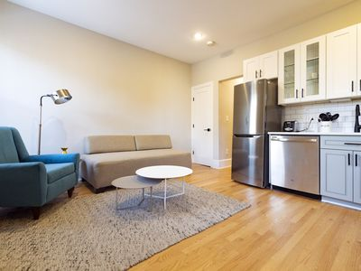 Photo for Founding Fathers #8 - Great Location! All new renovation, light!: 1  BR, 1  BA Apartment in Washington, Sleeps 2