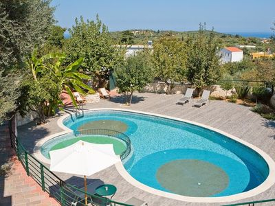 Photo for House in Kastellos with Internet, Pool, Air conditioning, Parking (488696)