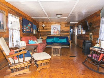 Photo for Cozy Getaway at Lake Texoma! Boating, Fishing, and Relaxing under the Summer Sun!