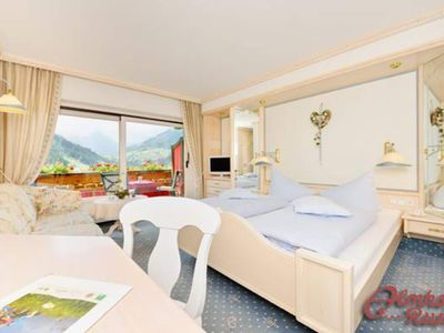 Photo for Double Room - Enzian Ost - Almhof Rupp