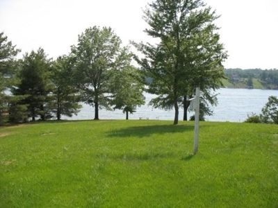 Photo for Contentment Point - Beautiful Lakefront Home - Smith Mountain Lake