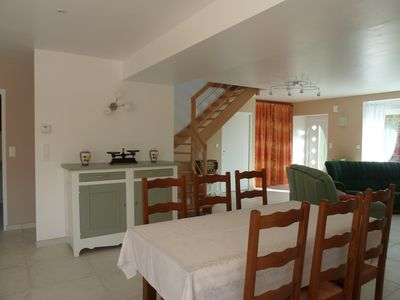 Photo for Holiday cottage 10 minutes from the sea