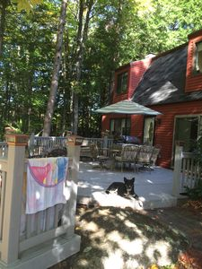 Photo for Beautiful home just minutes to lake and short drive to Gunstock Mountain
