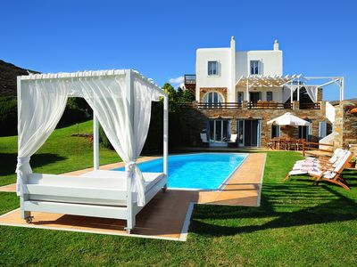 Photo for Invest in Memories in Family Villa With Private Pool & Sea View, 4 bedrooms