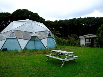 Photo for Sunbeam Sanctuary Dome and Garden Cabins