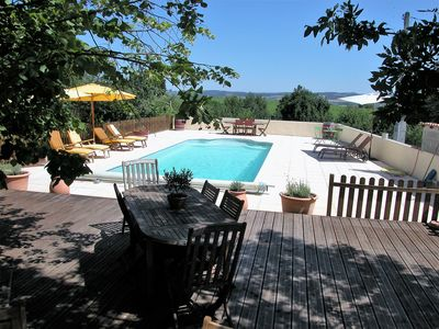 "Photo for ""Memories are Made of This"" - Spacious Family Holiday Villa Near Carcassonne"