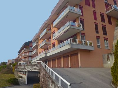 Photo for Apartment Montreux - Panorama in Montreux - 5 persons, 3 bedrooms