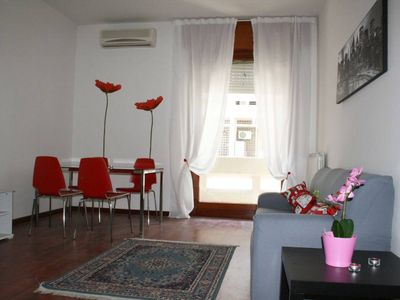 Photo for 2BR Apartment Vacation Rental in Lido di Ostia, Lazio