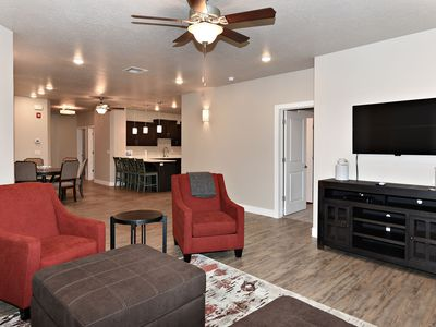 Photo for Perfect for Family Reunions or Sport Teams! 4 Bed 4 Bath Sleeps 20!