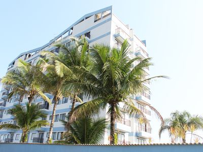 Photo for Apartment with sea view in Cocanha in Caraguatatuba